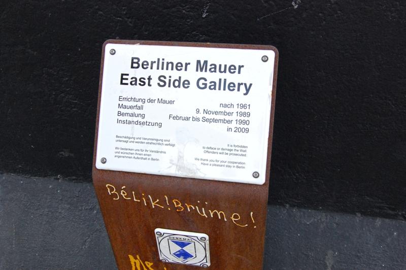 East side gallery - 05