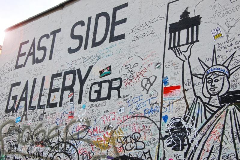 East side gallery - 09